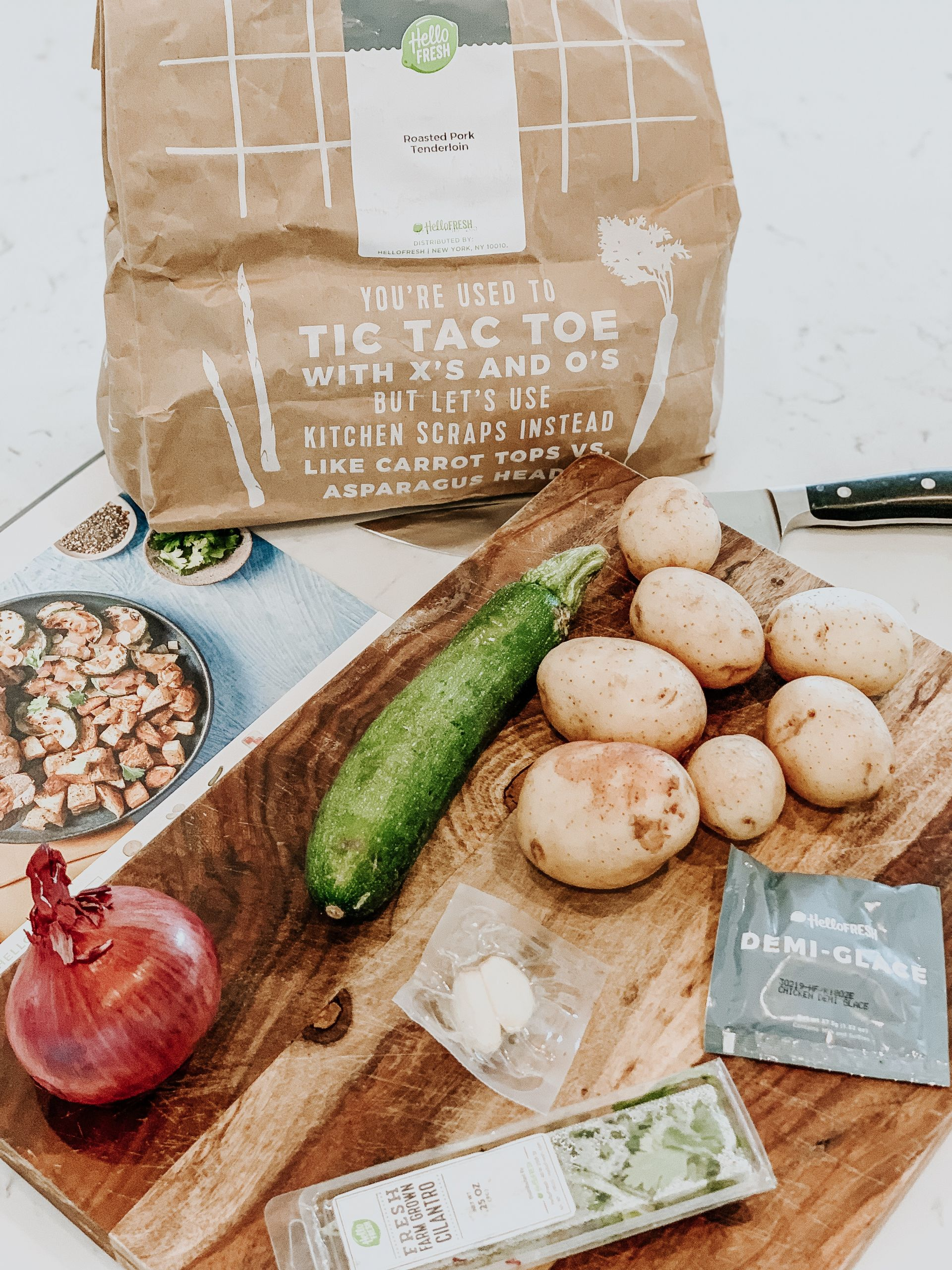 Back To School Meal Hacks With Hello Fresh Delivering Motherhood